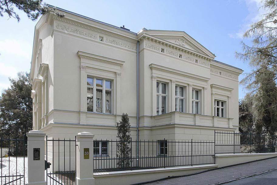 Cg Vogel Architekten Berlin Architekt Villen Fassade