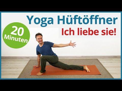 Photo of Yoga Hip Opener   Meine 4 Lieblings-Hüftübungen (20 Minuten)
