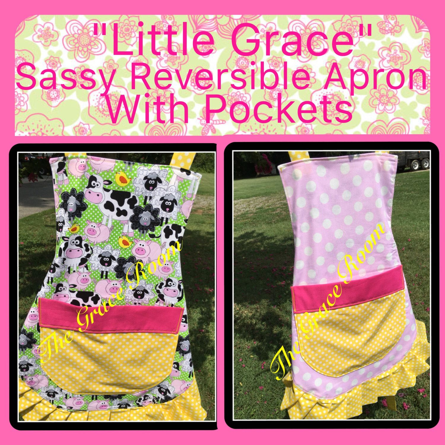 A personal favorite from my Etsy shop https://www.etsy.com/listing/466546041/little-grace-kids-size-farm-animal-and