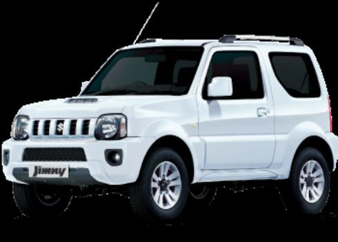 Suzuki Jimny Mobil Suv