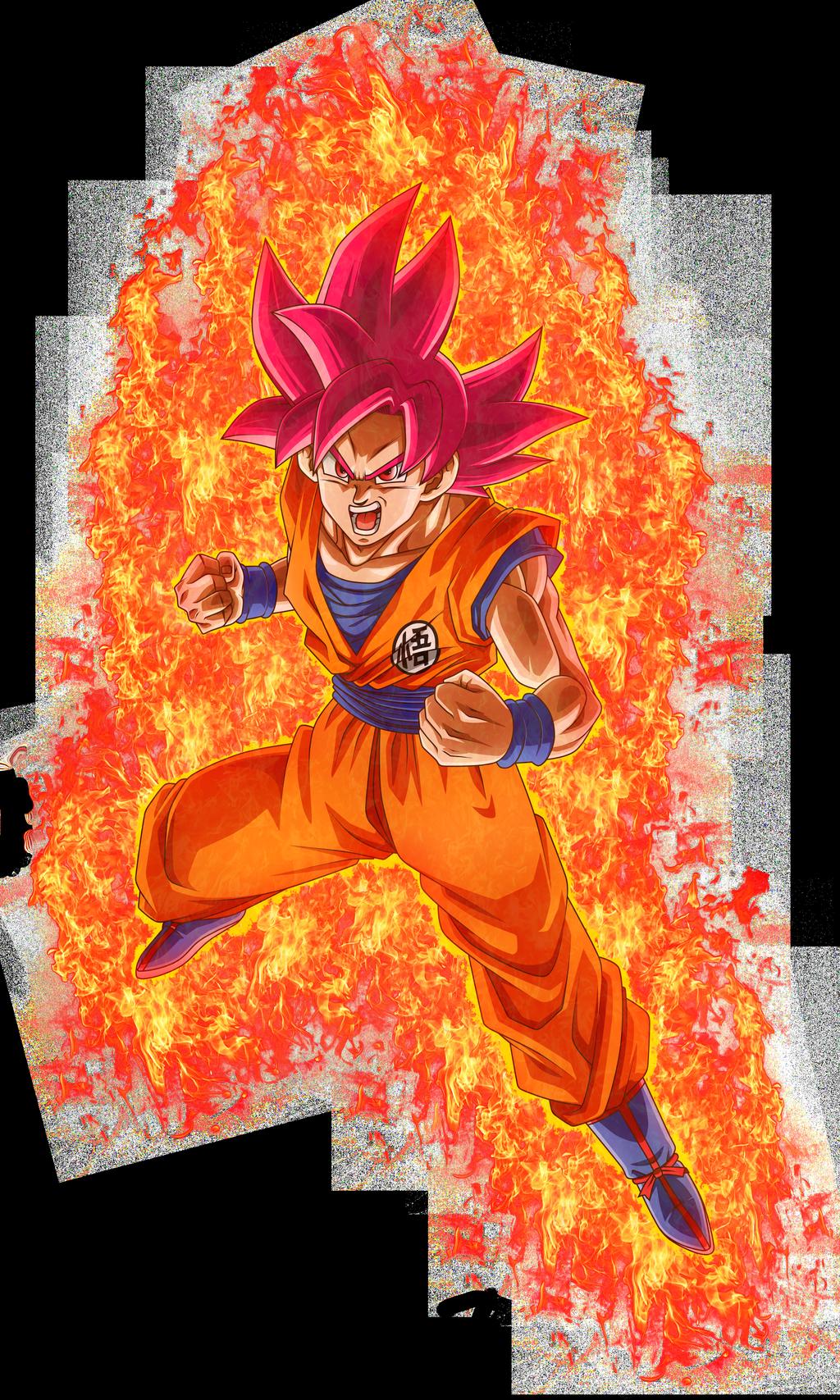 Super Saiyan Goddo 1 By Nekoar Anime Dragon Ball Super Dragon Ball Super Manga Dragon Ball Super Goku