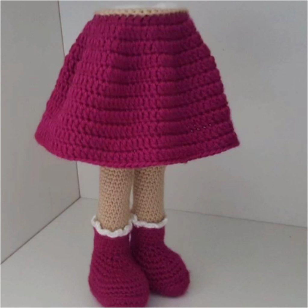 El Emeğim - Amigurumi bebek elbisesi tarifi sizler için... | Facebook | 1024x1024