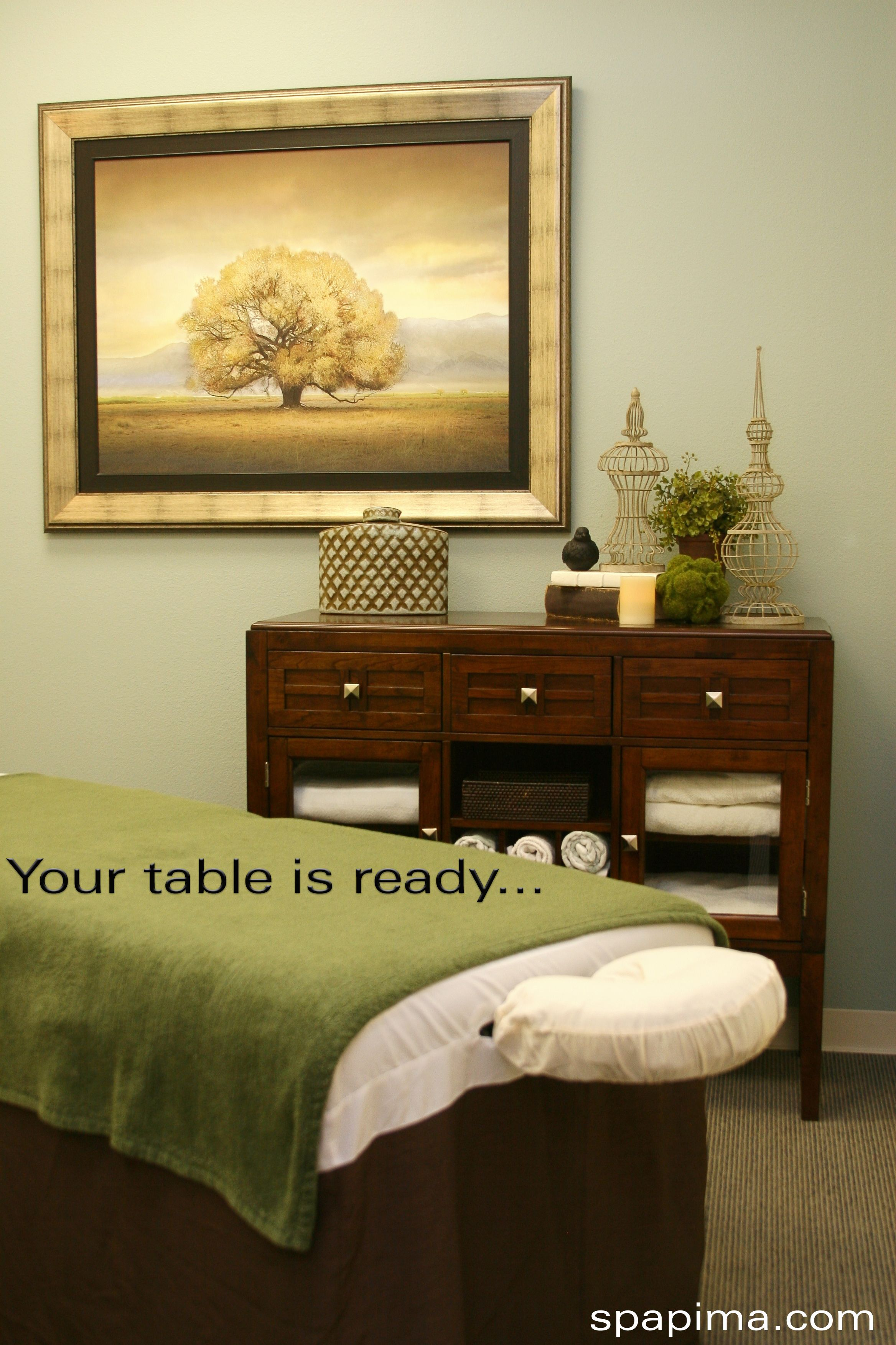 Day Spa  Massage Therapy Room  Esthetician Room  Aesthetician Room  Esthetics -4148