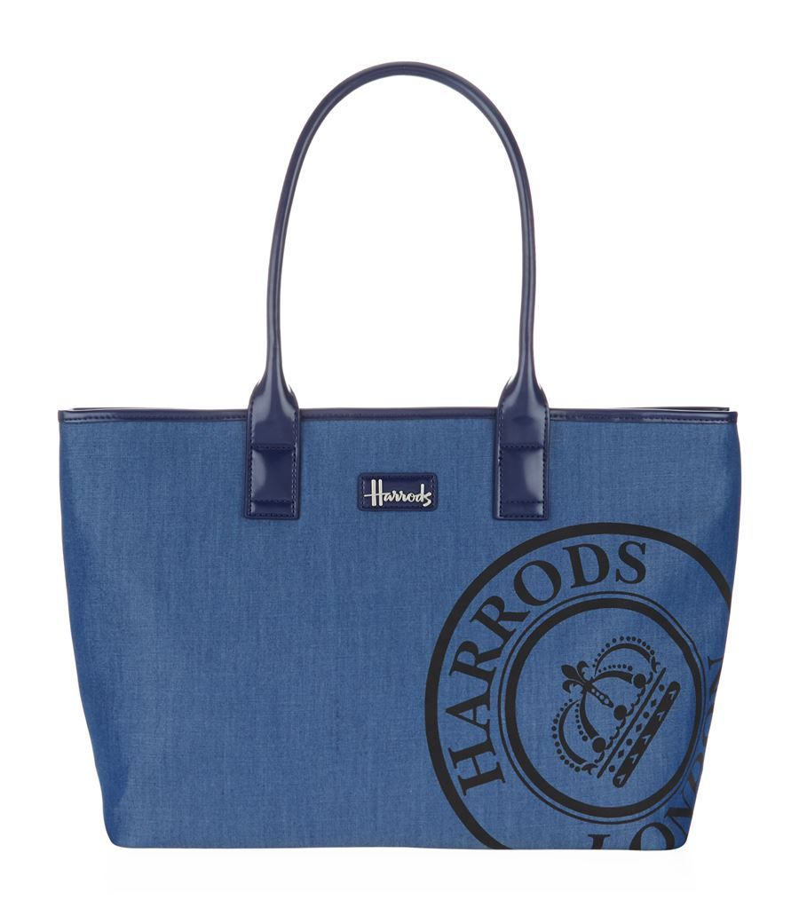 Harrods Hillier Shoulder Bag