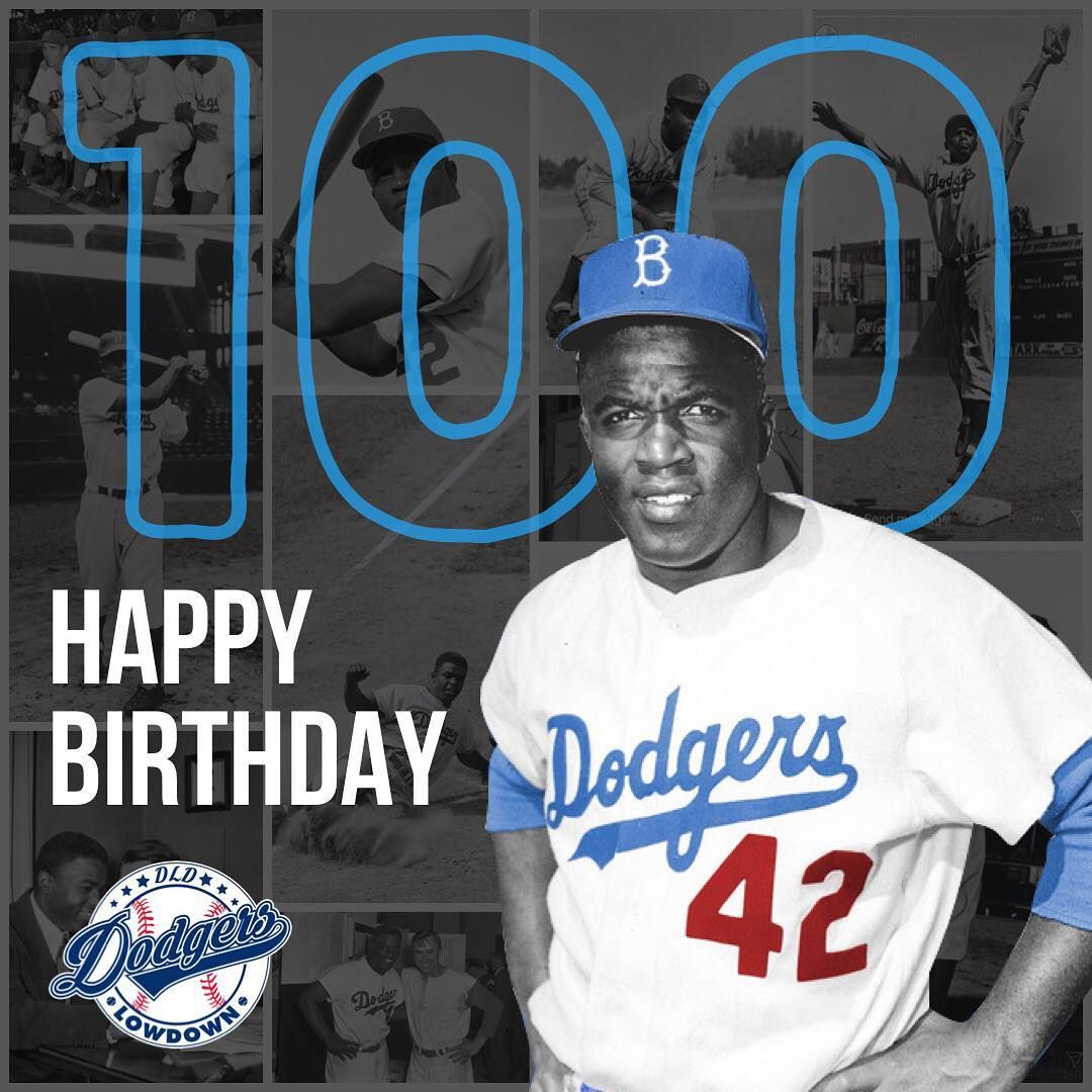 Dodgers Lowdown On Instagram Today We Celebrate Jackie Robinson Who Has Done So Much For The Game And For Many Jackie Robinson Day Jackie Robinson Baseball