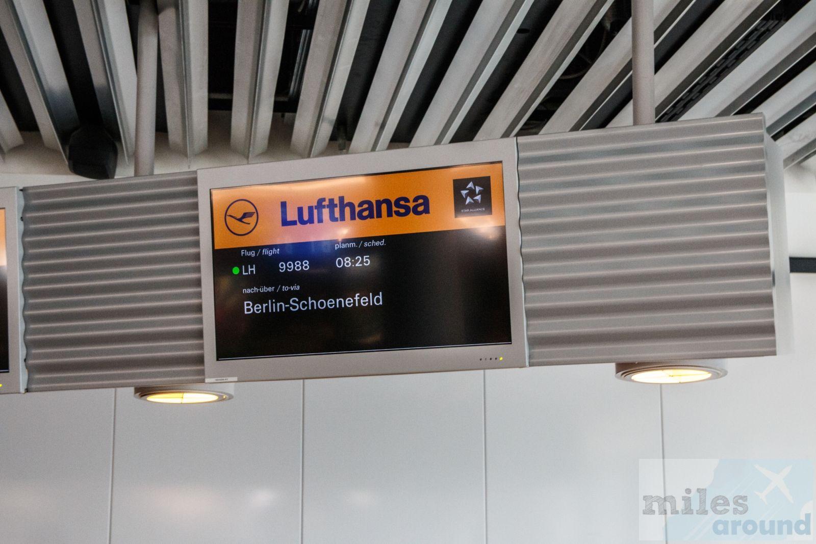 Sonderflug Mit dem Lufthansa Siegerflieger auf die ILA