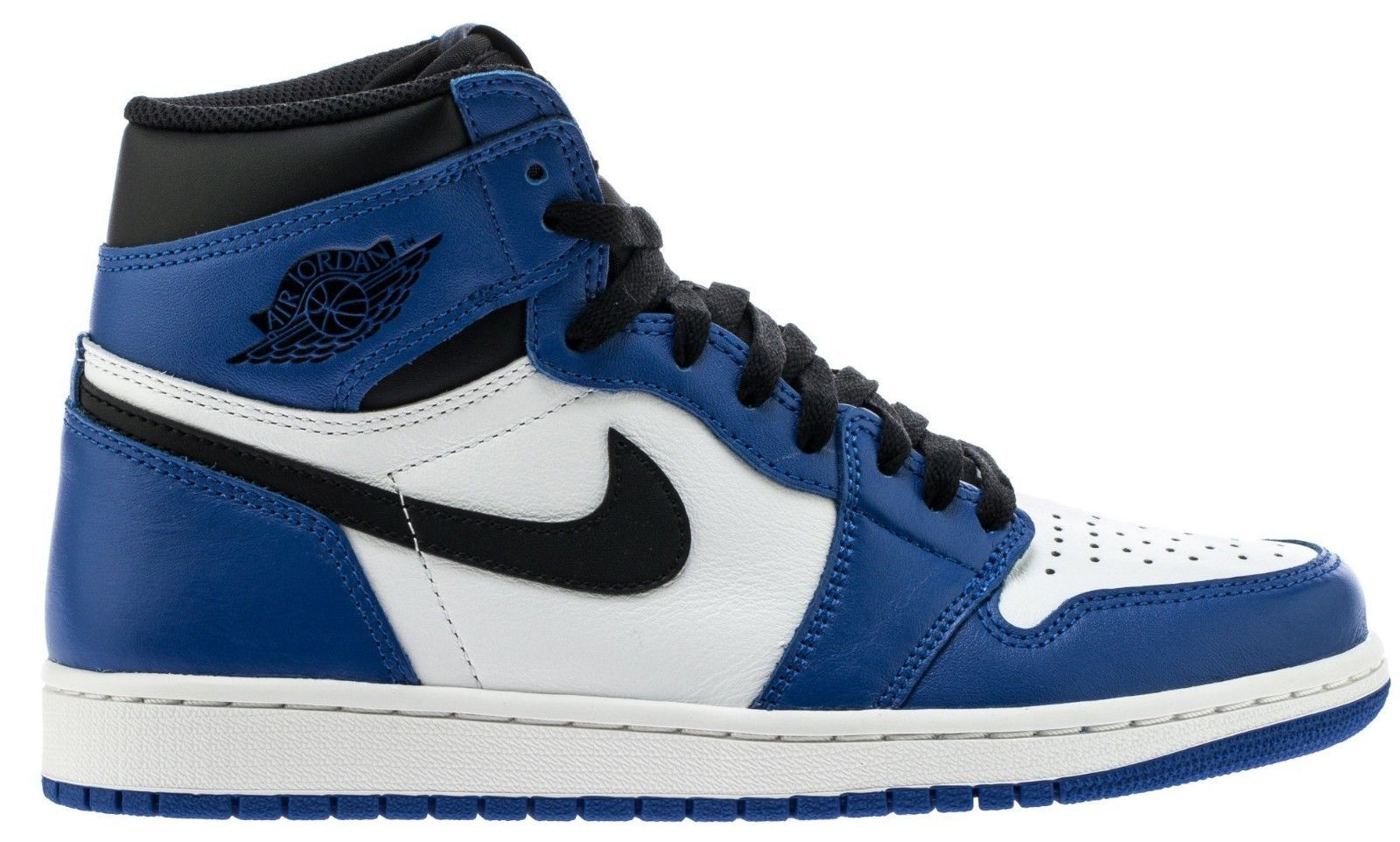 Nike Air Jordan 1 Game Royal Retro OG High Blue White 555088-403