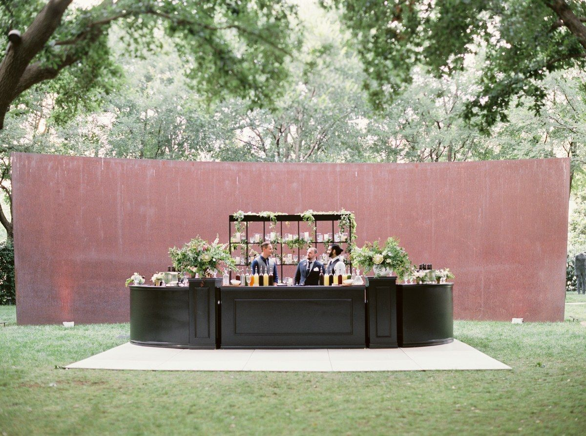 These fabulous statement-making wedding bar ideas will be the ...