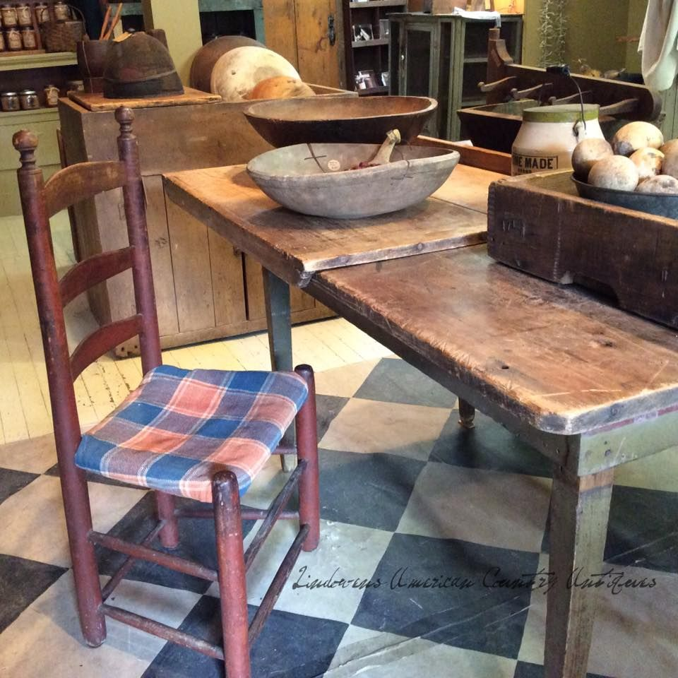 Nice old table | My Style | Pinterest