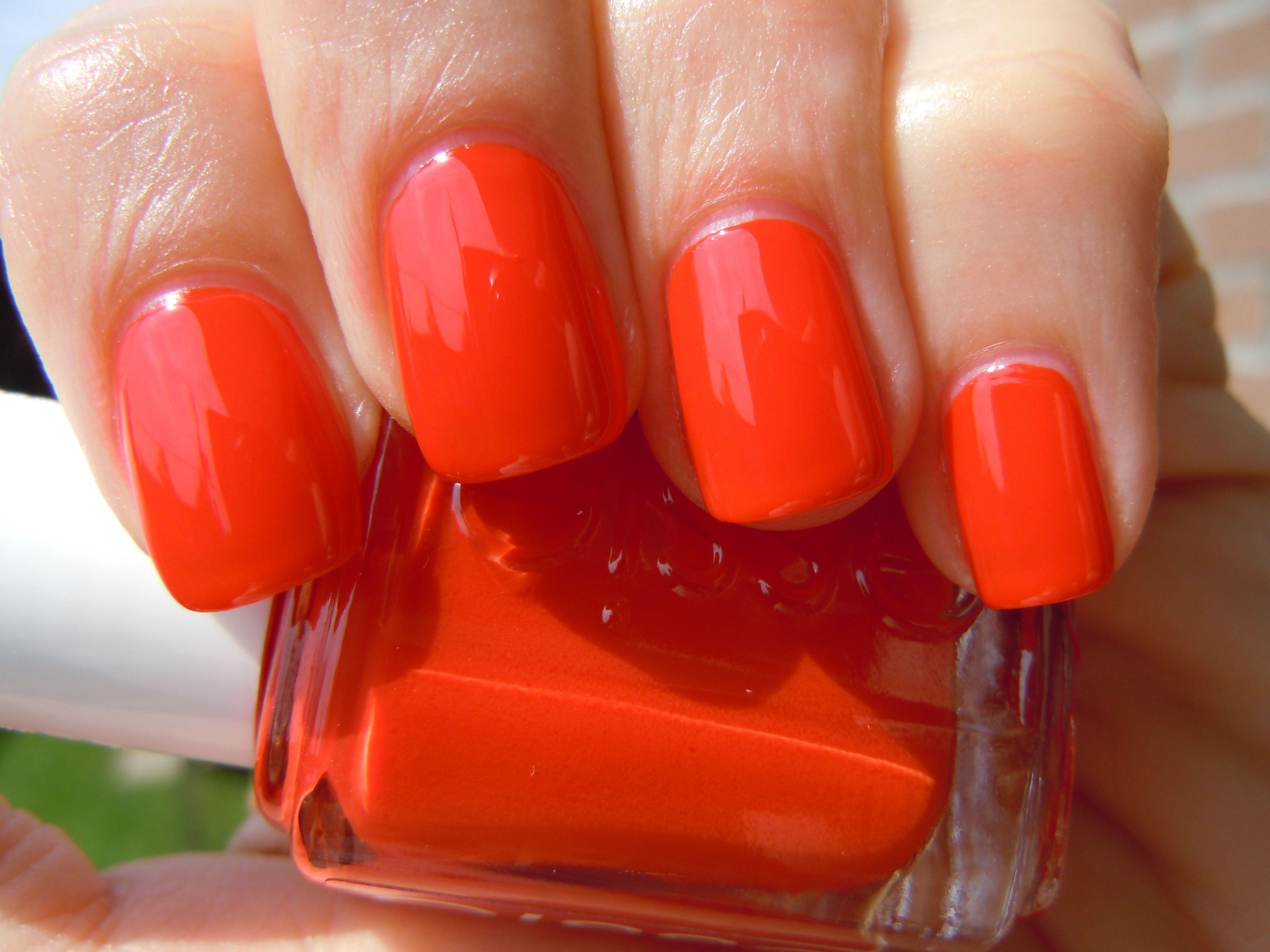 Meet Me at Sunset - essie | Nails | Pinterest
