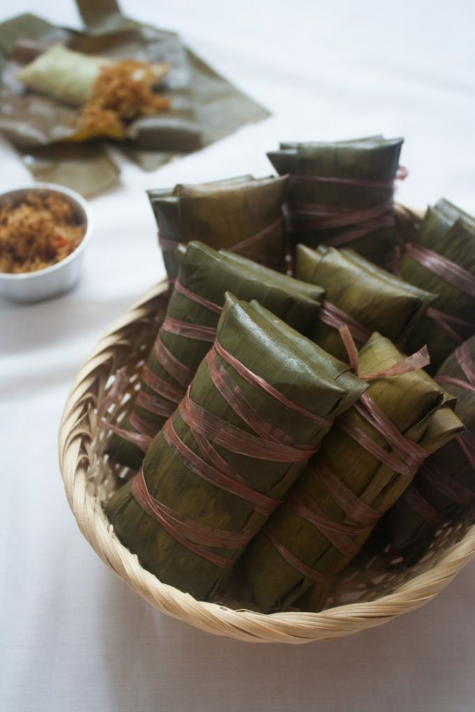 Cara Bikin Buras : bikin, buras, Buras, (Buginese, Cakes), Cakes,, Food,, Indonesian, Desserts