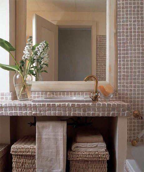 Pin de gaby s nchez en ba os y lavabos en 2019 muebles for Banos modernos y economicos