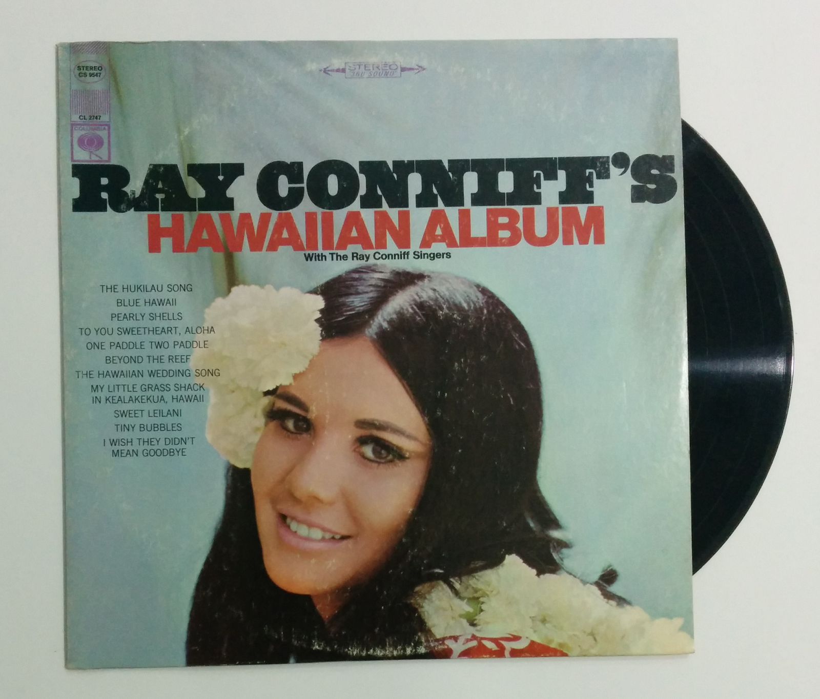 Ray Conniff Ray Conniff's Hawaiian Album vintage vinyl