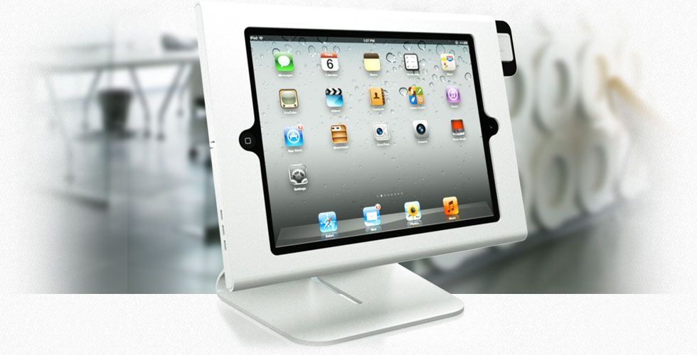 iPad Stand for Square Register™ by nClosures