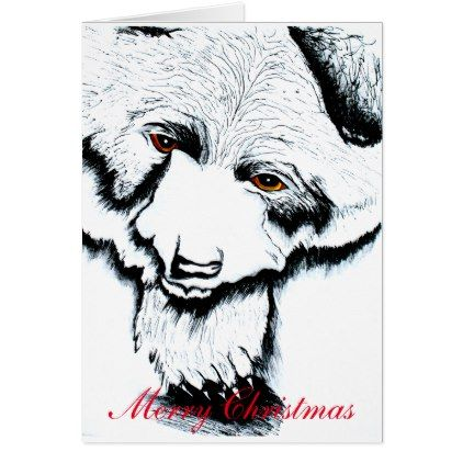 merry christmas black bear greeting card christmas cards merry