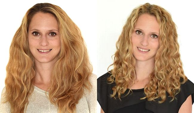 How To Get Curly Hair That Looks Natural Wavy Hair Tips Wavy Curly Hair Natural Wavy Hair