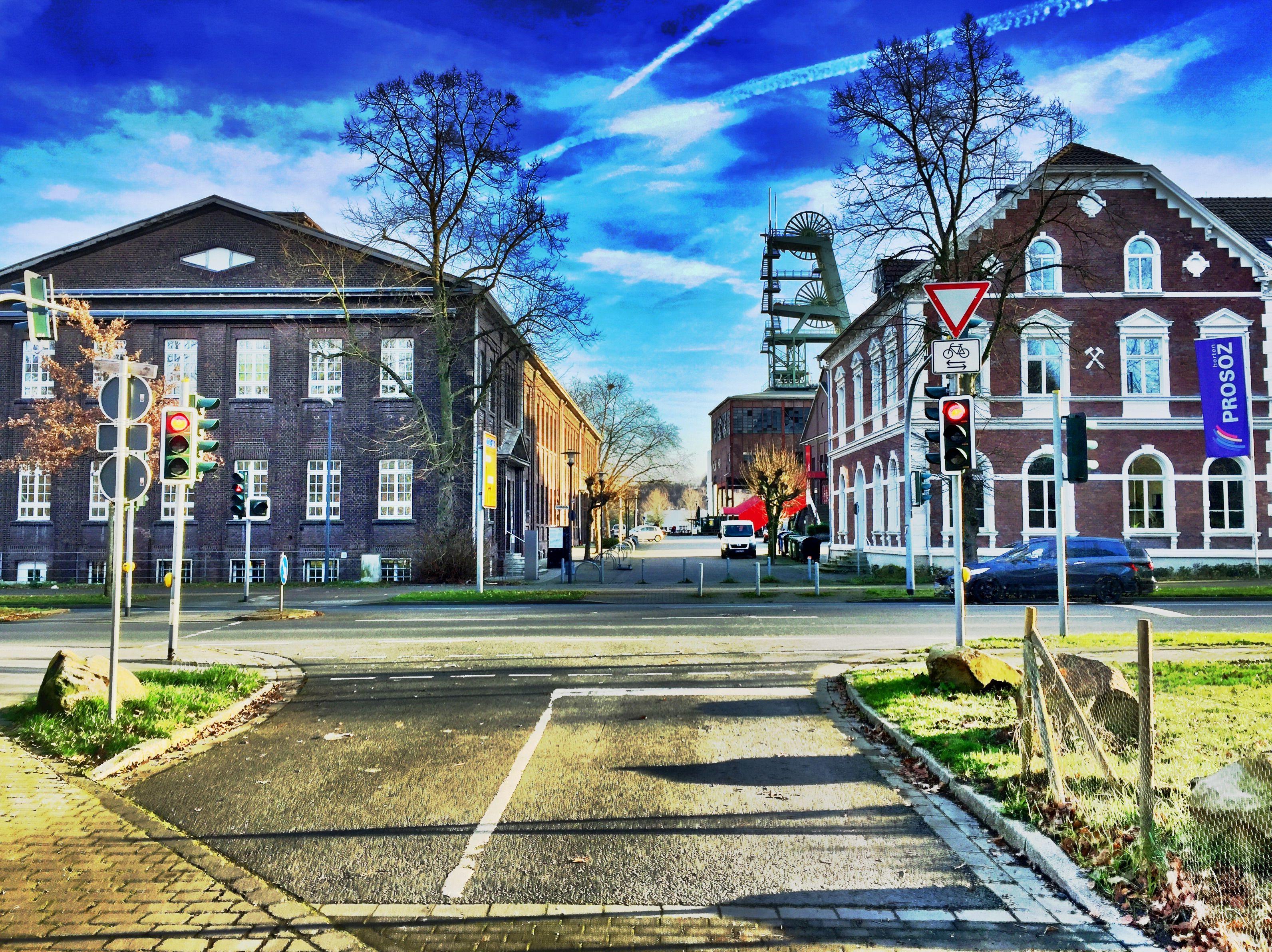 ZecheEwald 1/2/7 Herten Ruhrgebiet NRW (mit Bildern