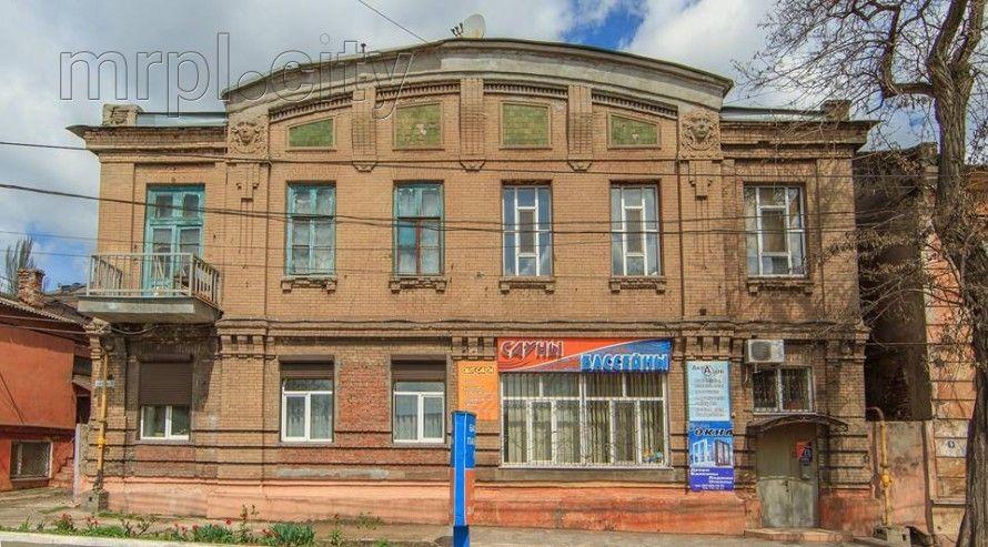 Унікальні будівлі на вулиці Георгіївській   MRPL.CITY
