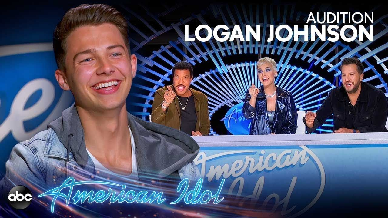 Logan Johnson Audition Celebrates Sobriety With Sober By Demi
