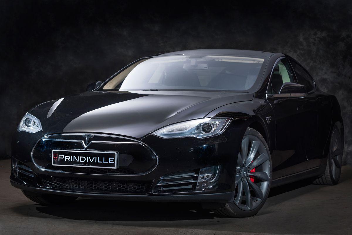 Tesla Model S E 85 We're huge fans of Tesla's luxury electric cars