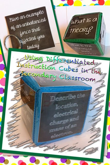 differentiated instruction in science