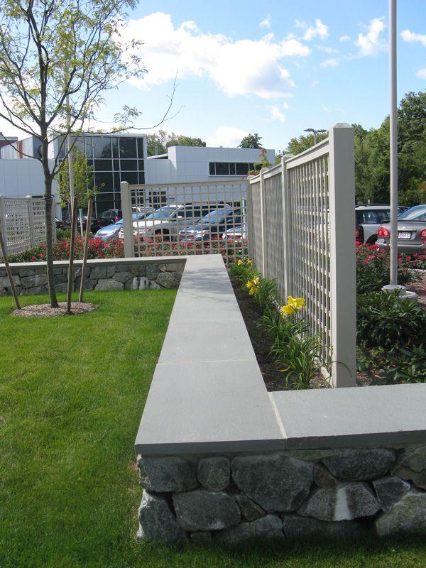 Landscape Architecture Parking Lot Screening Google Search Driveway Paving Concrete Driveways Driveway Repair