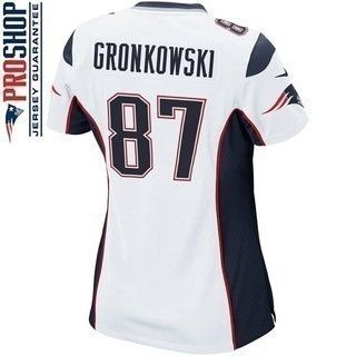 212dd4d7a new arrivals the official patriots proshop mobile ladies nike rob  gronkowski game jersey white 3ad98 68e15