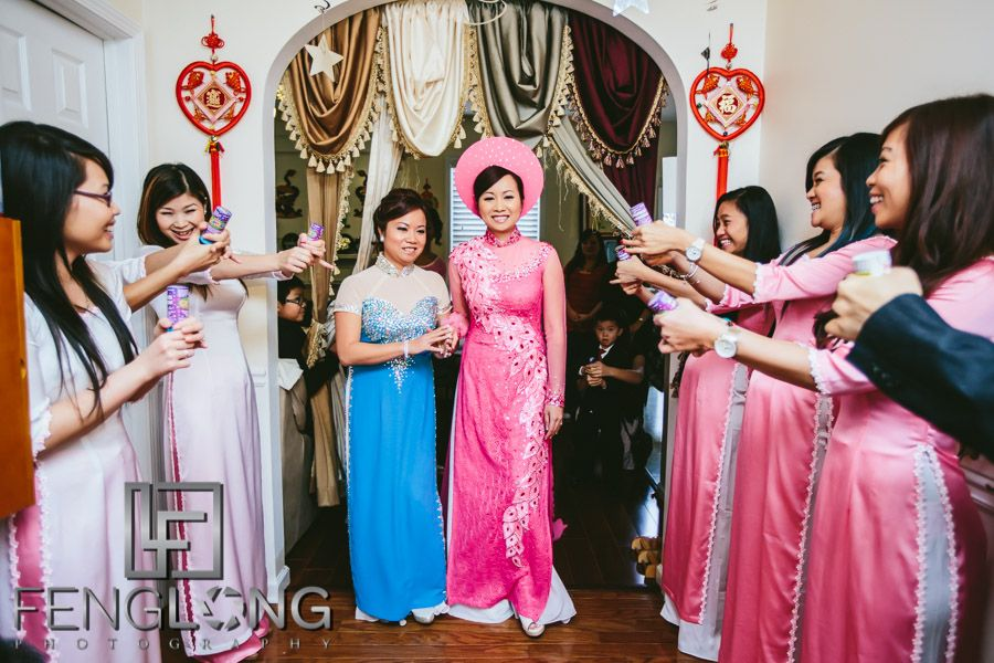 Minh tri and viet thi wedding invitations