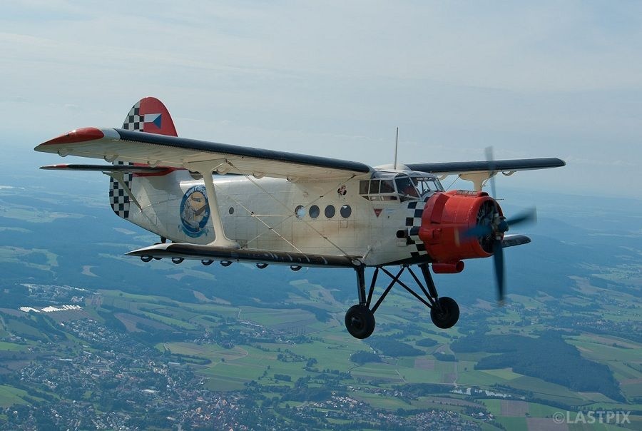 The magnificent Antonov An-2