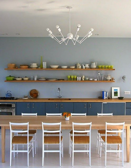 Convivncia cozinhas com mesas grandes  Mesas comedor