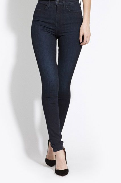 High-Waisted Jeans: You Know You Want Them | Pants, High waist ...