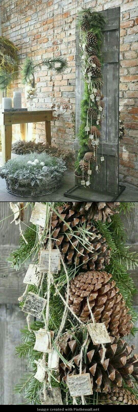 Advent Garten #rustikaleweihnachten Advent Garten #rustikaleweihnachten