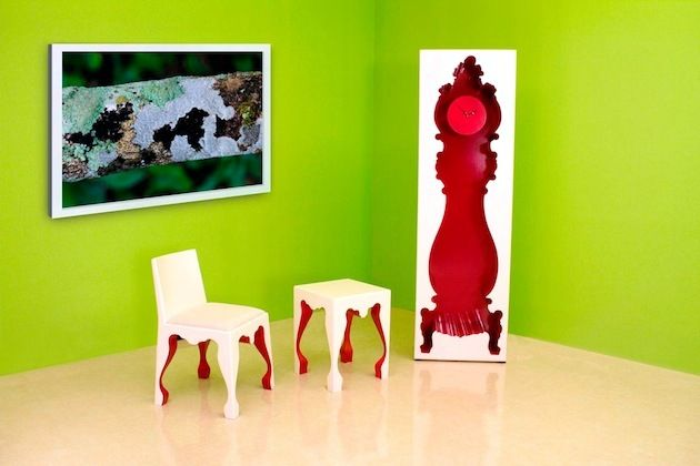 Captivating Bold Inside Out Furniture Pieces By Polart 1