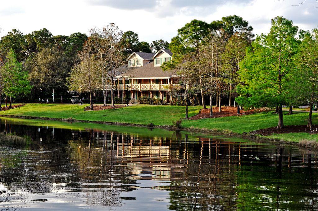 Port Orleans Riverside - Alligator Bayou