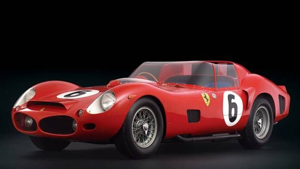 10 most expensive cars ever sold by RM Auctions 8. 1962 Ferrari 330 TRI/LM Testa Rossa. Sold for $9,418,750.00 in Maranello, Italy. (2007) (©2011 Courtesy of RM Auctions)