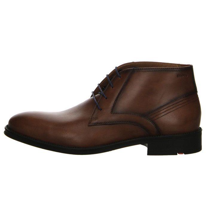 Lloyd Gabun Schnurschuh In Braun Salamander Schuhe Stiefel Herren Stiefel