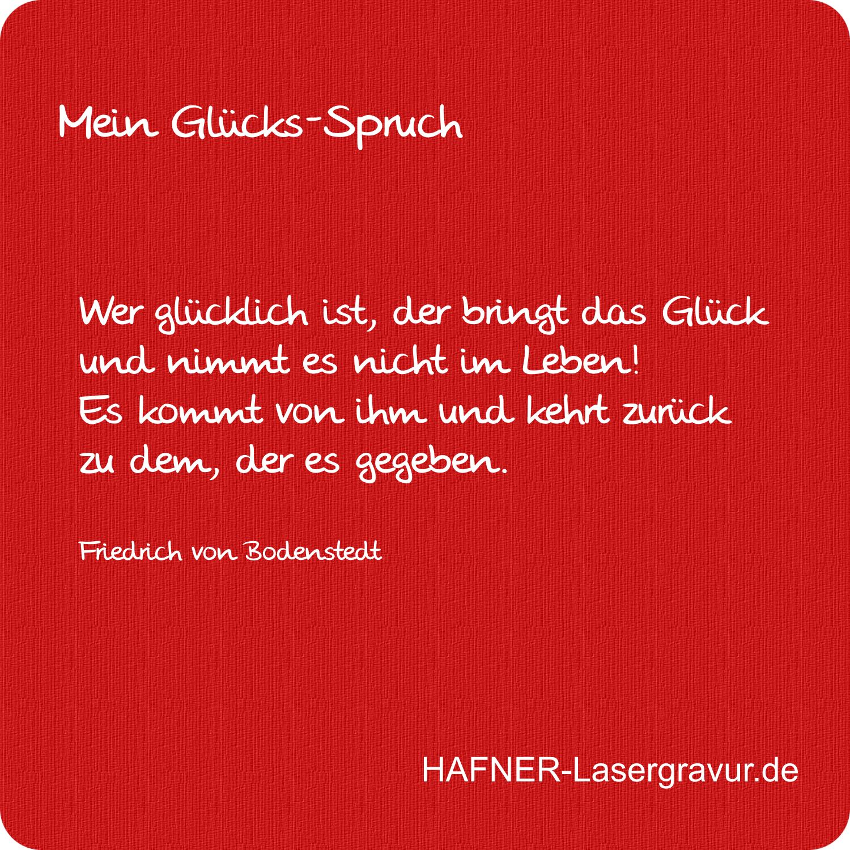 """Glückssprüche von """"Mein-Hufeisen.de"""""""