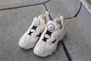 Reebok x OFFSPRING Instapump Fury | Chaussure | Pinterest