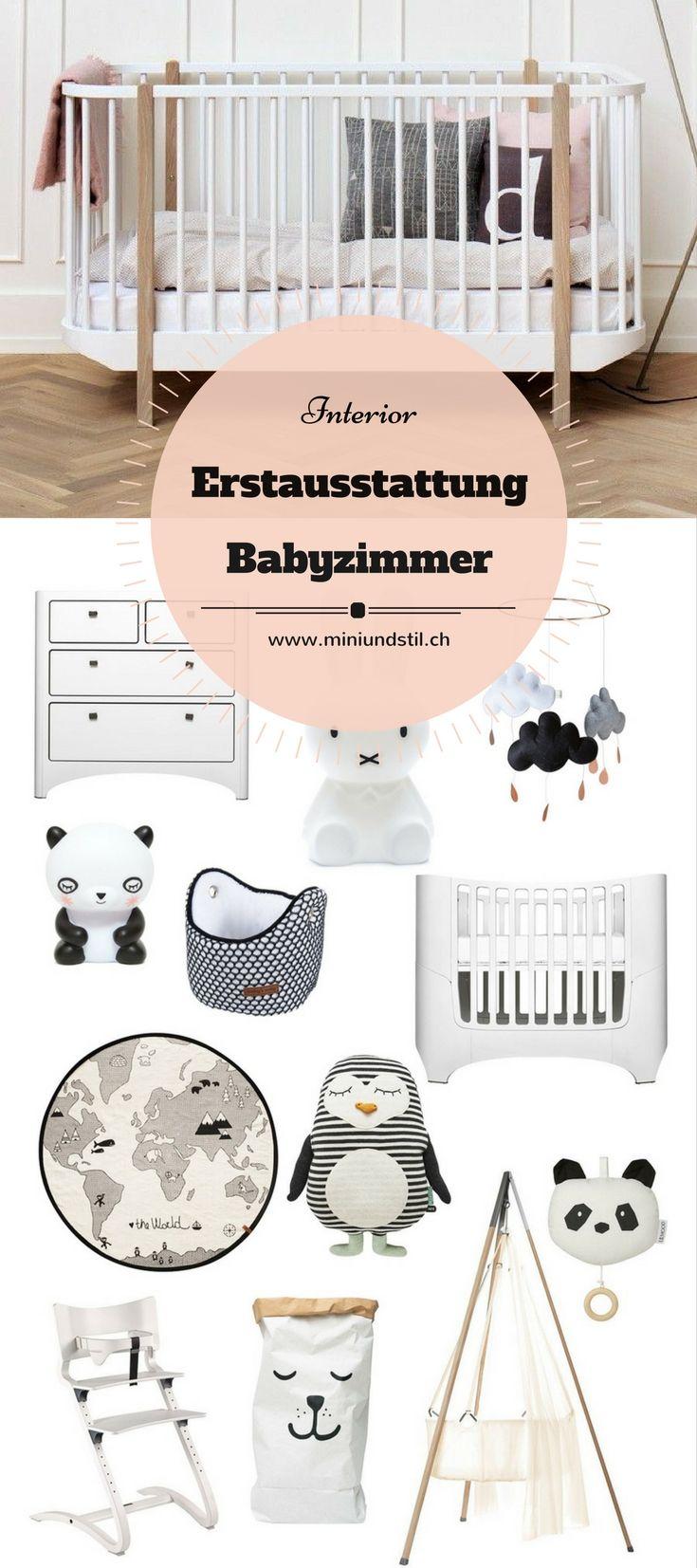 Fabulous Erstausstattung f rs Babyzimmer Erstausstattung Baby Checkliste Kinderzimmer einrichten Inspiration Einrichtung Dekoration