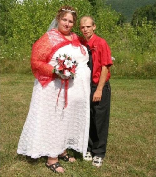 Fat Ugly Wedding Dress: Wedding Photo Fails You Have To See To Believe!