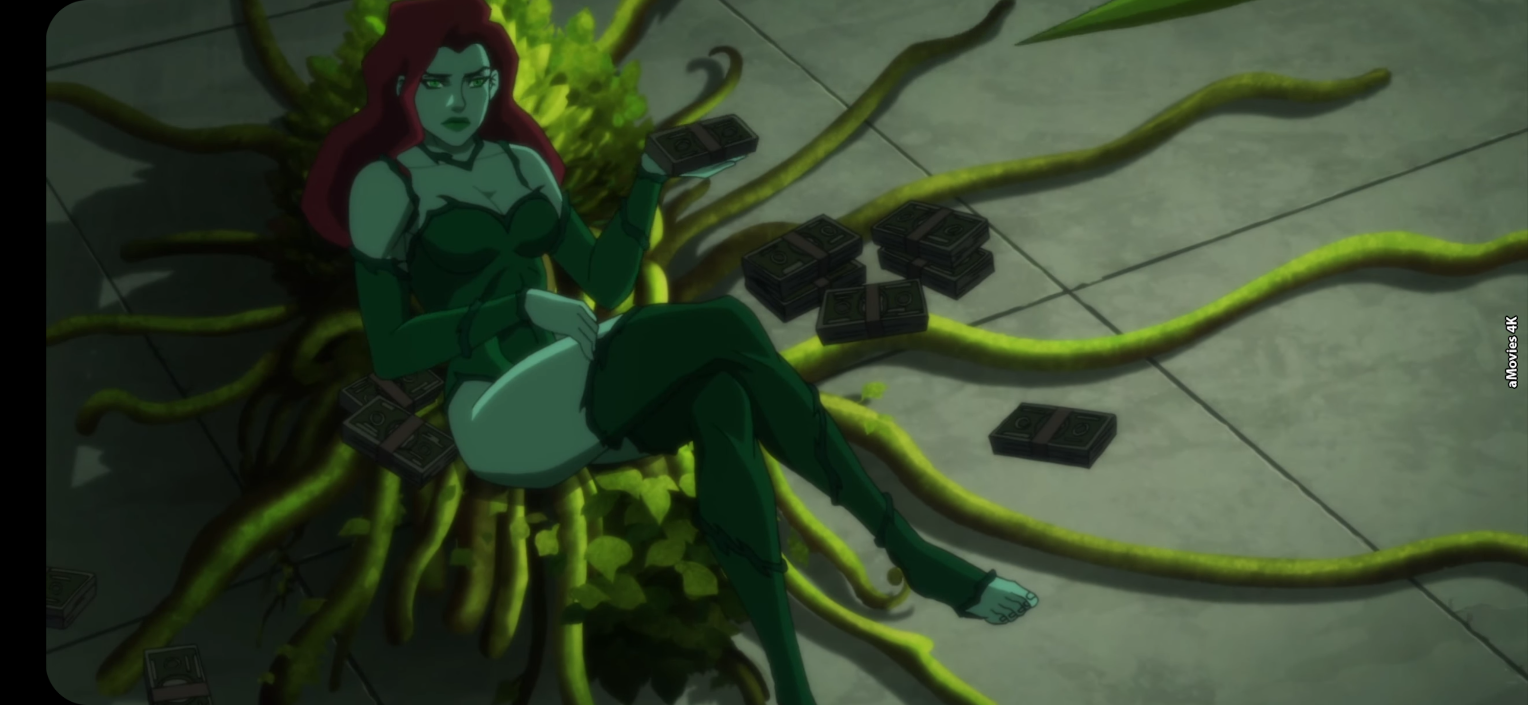 Other Poison Ivy Is A Mood Batman Hush Poison Ivy Dc Comics Batman Hush Poison Ivy