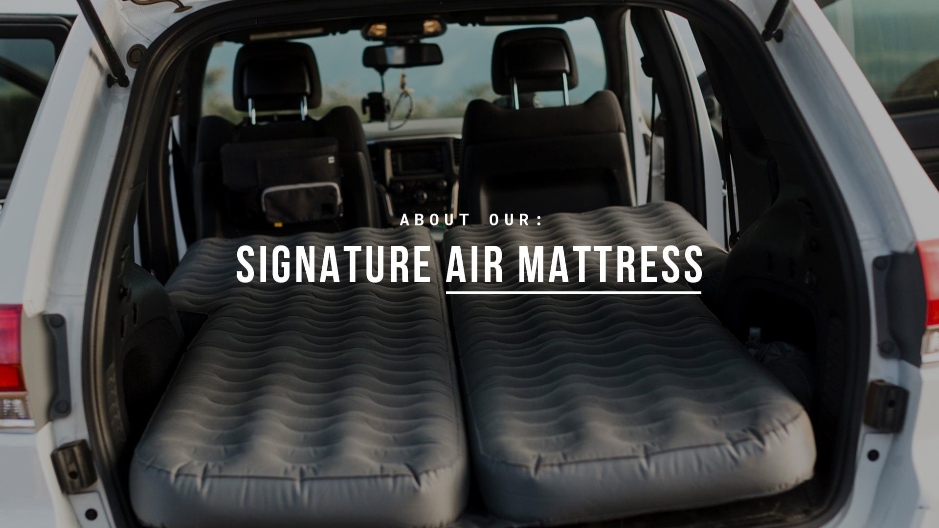 About Our Luno Life Signature Air Mattress Air Mattress Camping Mattress Air Mattress