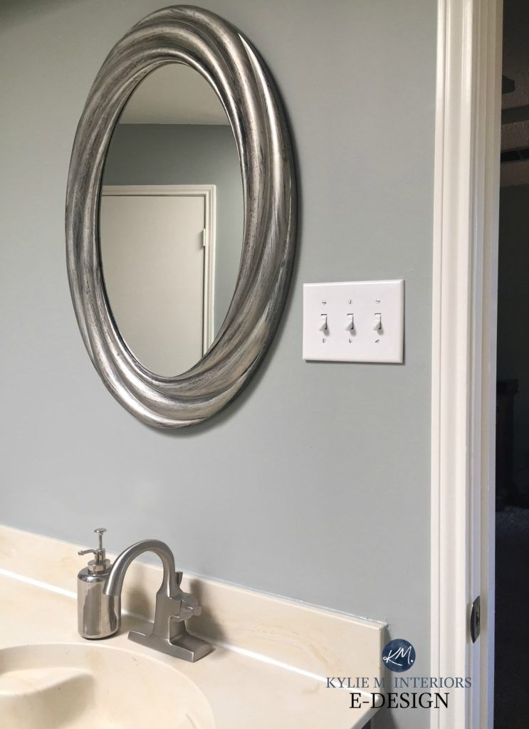 The 6 Best Paint Colours For An Almond Or Bone Bathroom With