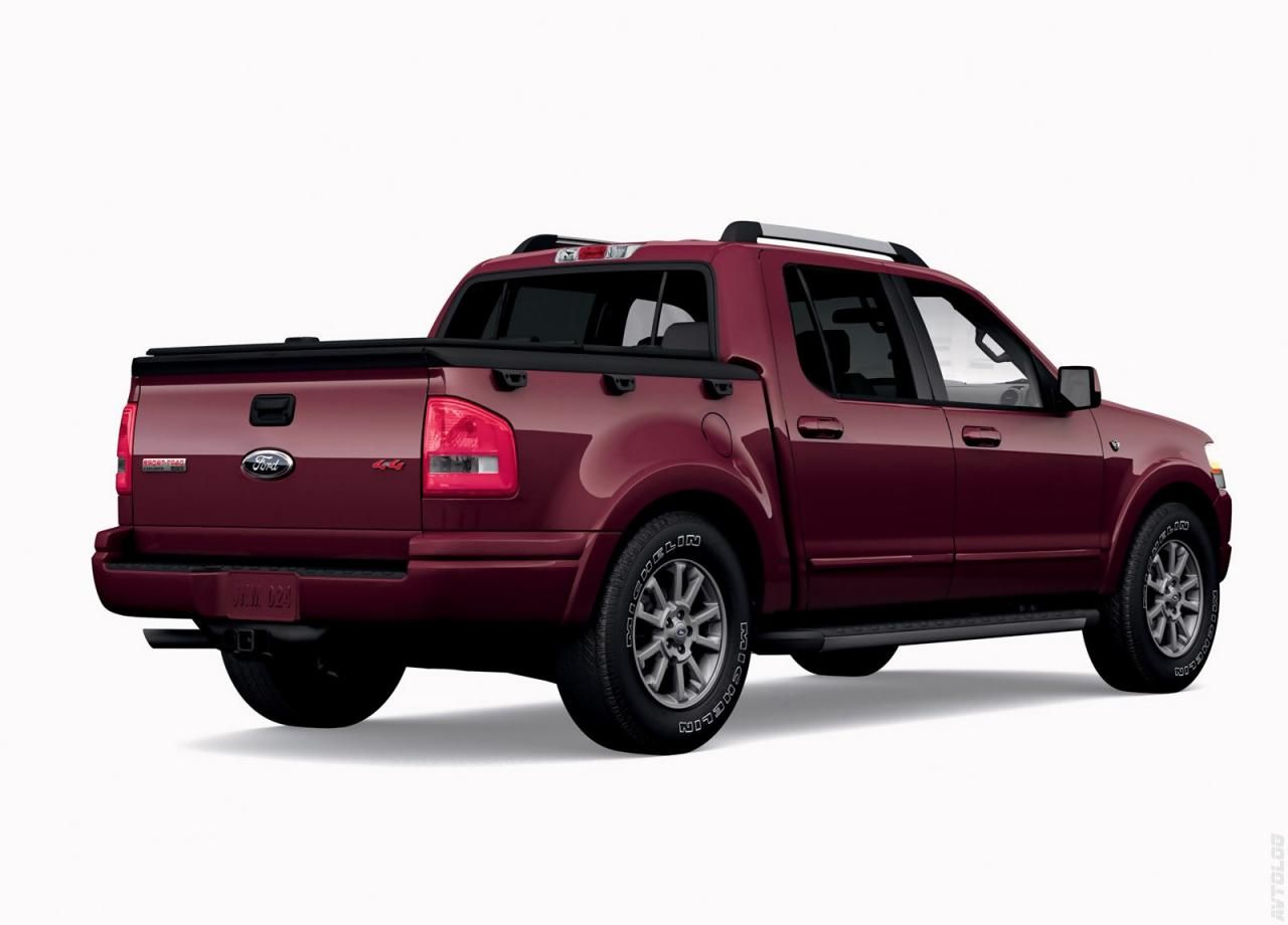 Фото › 2007 Ford Explorer Sport Trac Ford explorer sport