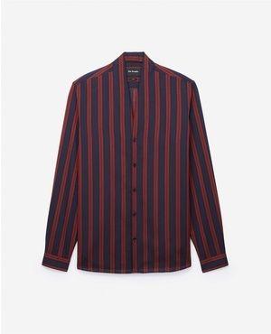f4e92d5ff9 Striped Boyfriend Shirt by The Kooples | Spring Wardrobe | Shirts ...