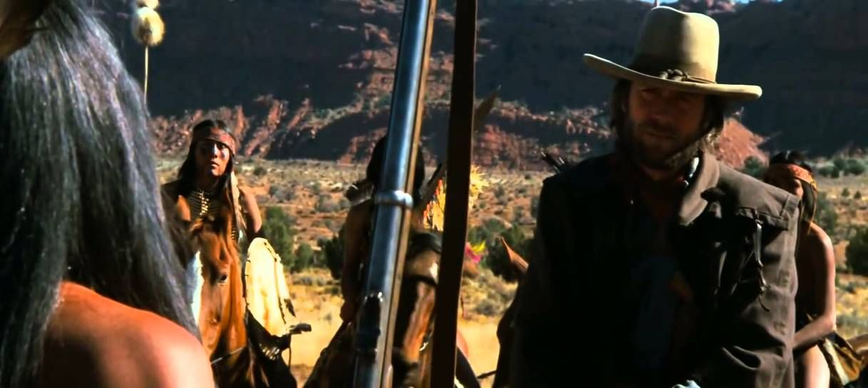 The Outlaw Josey Wales 1976 - Best Scene imo | FAVORITE