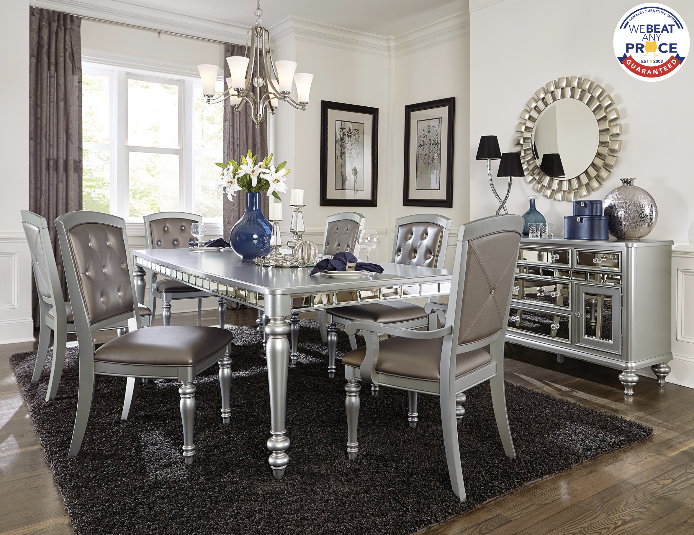 24+ Glam dining chairs set of 4 Top