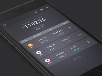 Best cryptocurrency app ios portfolio