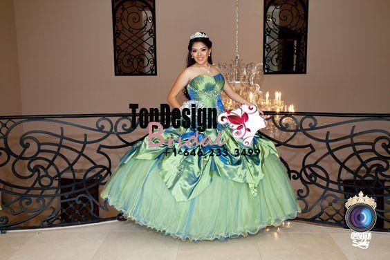 2017 New Beaded Sweet 15 Dress Green Vestidos De Fiesta Taffeta Tulle Quinceanera Ball Gown