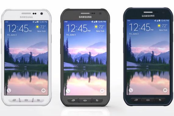 Samsung Galaxy S6 Active is official